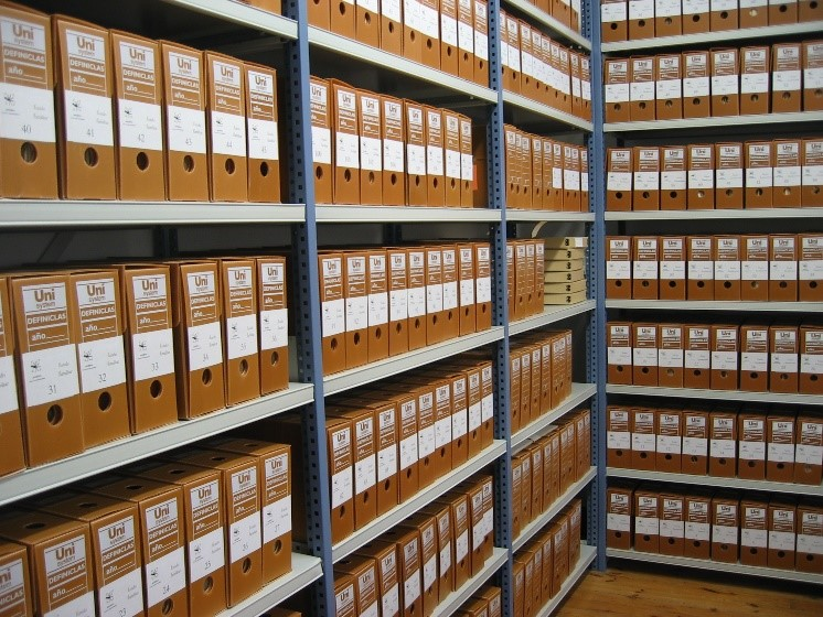 Physical Archiving